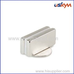 Rectangular Sintered permanent Magnet