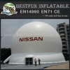 360 Inflatable projection Sphere