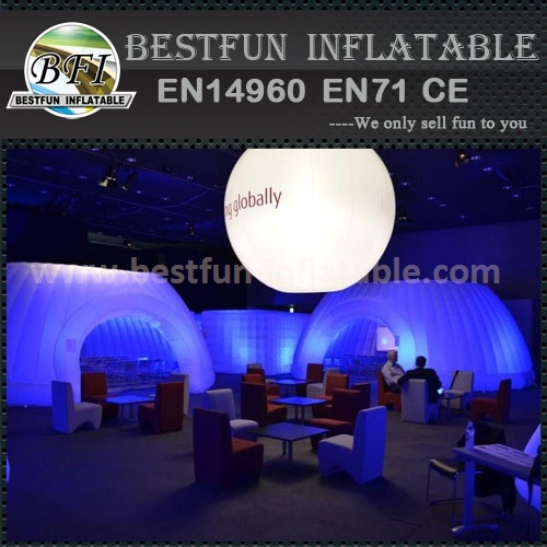 Inflatable Dome Tent for Exhibition