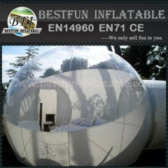 Top quality bubble tent transparent