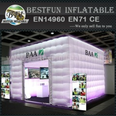 Big LED Lighting Dvertising Inflatable Tent