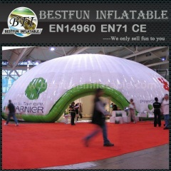Advertising commercial inflatable tent