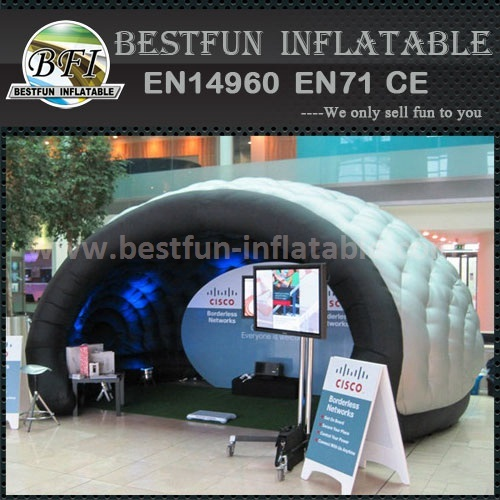 Entertainment Cubic Inflatable Tent