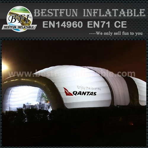LED Light giant structures inflatables