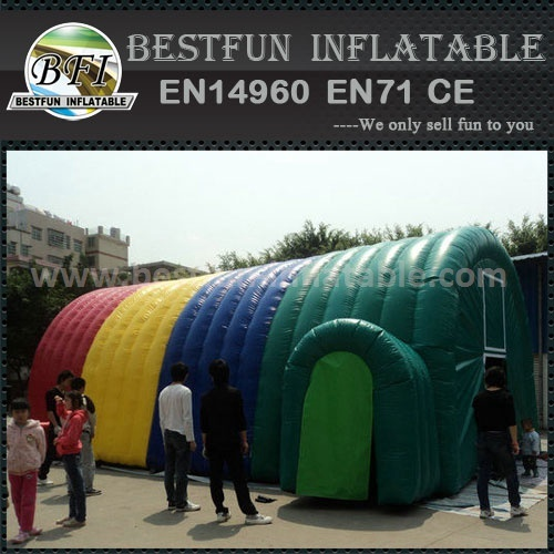 Cool inflatable military tent price