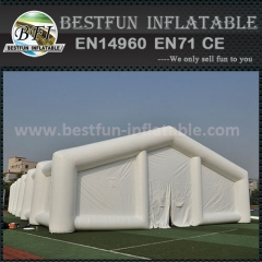 Outdoor inflatable marquee for party or events