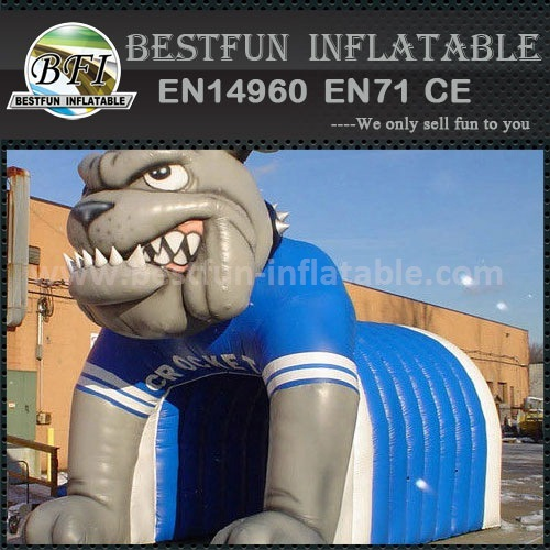 Sport Inflatable Tunnel Tent