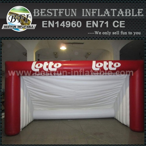 Red Inflatable Small Tent