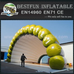 Hot sale bowery inflatable tent for advertising