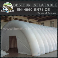 White Inflatable Marquee Show Tent