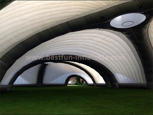 China Supplies Competitive Large Igloo Inflatable Tent