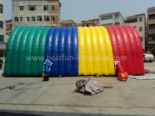 High grade Backyard warehouse tent