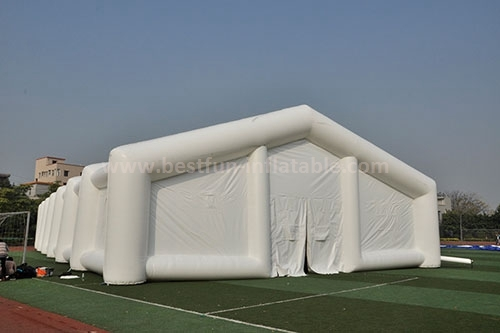 Hot sale commercial inflatable cube tent