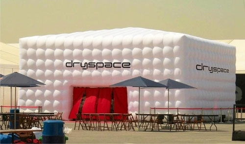 Inflatable lawn Large Inflatable tent