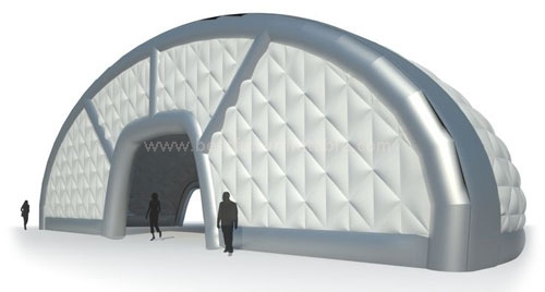 Commercial Big Inflatable Exhibition Tent