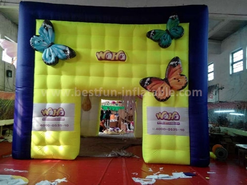 Custom Print wedding commercial inflatable tents