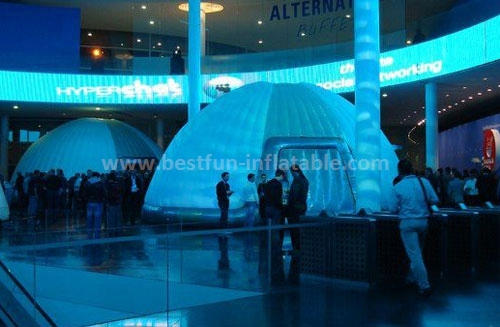 Indoor Light Inflatabel pop up canopy