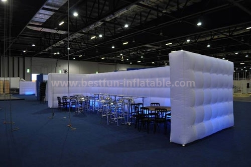 LED Inflatable Tent Office