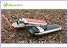 OEM Leather USB Flash Disk 128MB to 32GB / Business Gift Leather USB Pen