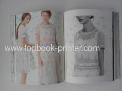 custom sponge bound book cover design section sewn binding hardcover or hardback book