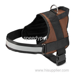 Durable Dog Harness With Reflective Band