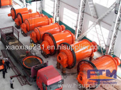 Ball Mill Machine for Mineral Rocks