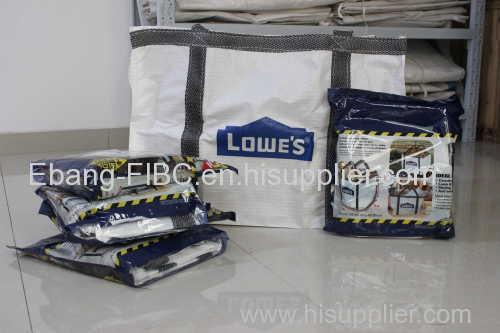 Supply to Lowe's sling bag