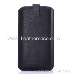 leather pouch for Samsung S6