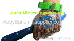 Stainless Steel Mesh Gloves/ Ring Mesh Anti-Cut Gloves/Stainless Steel Gloves
