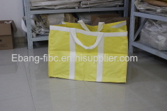 1-3 Ton Sling Bag for Packing Pouch Bags of Cement