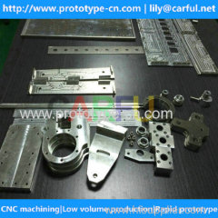 Attention ! high precision cnc processing sweeping robot components manufacturer from Shenzhen China