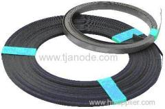 MMO Ribbon Anode and Conductor Bar for Cathodic Protection of Oil Tank Bottom Base
