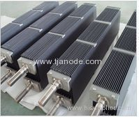 Ru-Ir Titanium Anodes for Water Treatment of Swimming Pool