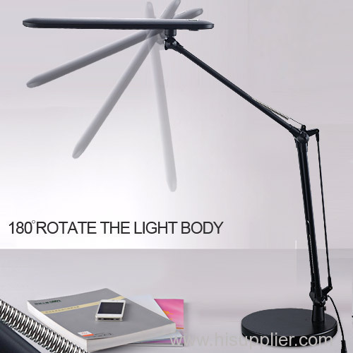 LED protection eye learning work bedroom folding table lamps