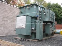 50MVA 115KV Power Transformer Nynas OIL