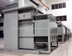 Solar Photovoltaic Power Generation Substation switchgear