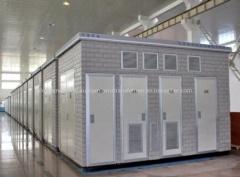 Box Transformer Substation combined substation