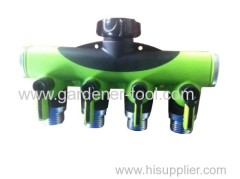 Garden 4-Way Garden Water Adapter