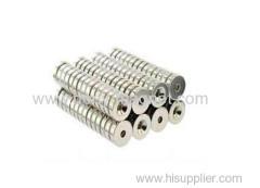 Sintered neodymium 38sh ndfeb magnet