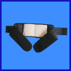 Spontaneous heat protection of the waist