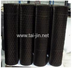 Manufacture of MMO Mesh Ribbon Ande