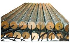 MMO Coated Tube Anodes with Stable Coating