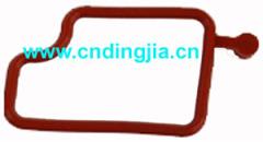 AUTO GASKET-MANIFOLD INTAKE 96569406 FOR DAEWOO MATIZ 0.8