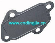 Gasket - Cylinder Block Plate 11229-73000-000 / 96643171 / 94580085 / 96611020 FOR DAEWOO DAMAS / MATIZ 0.8 / 1.0