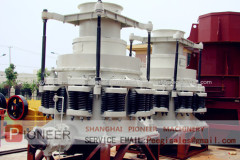 new PYB CONE CRUSHER