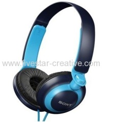 Sony Headphones MDR-XB200 Extra Bass Lightweight On-Ear Headphones MDRXB200