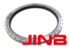 crossed roller bearing - JINB Brand thin-wall slewing bearing