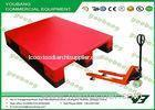 Reusable Small Heavy Duty Plastic Pallets / industrial plastic pallets