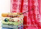 Microfiber Paul Frank Cartoon Beach Towels Red Yellow Green Blue Extreme Soft
