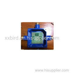 Explosion-proof mine intrinsic safety circuit 3-ways junction box